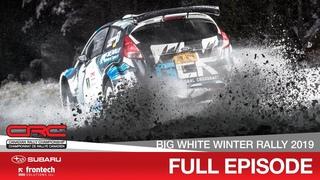 CRC TV: Big White Winter Rally 2019 - English