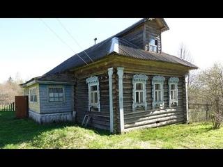 Дом в деревне Земнево