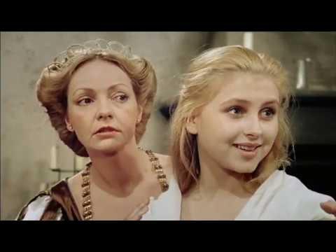 История о принцессе пастушке и её верном коне Фаладе Гусятница фильм сказка ГДР 1988г