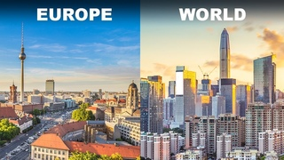 Why Europe Doesn't Build Skyscrapers