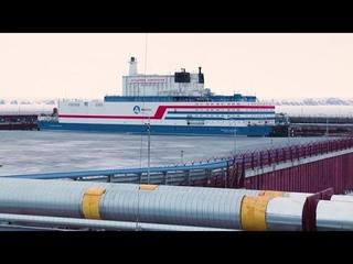 Фарватер «Ломоносова». Будущее малой атомной энергетики (Россия 24)