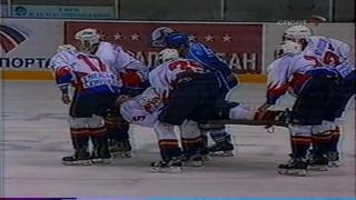 Металлург Мг - Динамо М  / Сезон 2004-05. Регулярный чемпионат