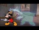Шутки-минутки! - 01 - Одинокие Привидения Мультфильм Disney Классический Микки Маус