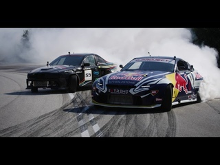 🔥 Epic DRIFT Touge with King of Europe and Red Bull athlete Aleksandr Grinchuk