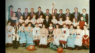 """Deutsches Ensemble """"Ährengold"""" aus Konstantinowka, Gebiet Pawlodar, Kasachstan."""