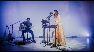 """Charlotte Wessels - """"Superhuman"""" Live with Timo Somers at Tim Tronckoe's Studio 23"""
