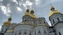 Тысячи людей в Киеве вышли на крестный ход