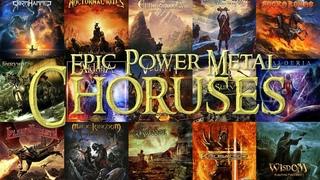 Epic Power Metal Choruses   40 Bands