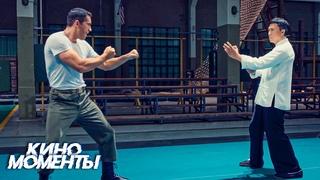 Бартон Геддес (Скотт Эдкинс) против Ип Мана. Финальный бой Ип Ман  4
