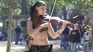 The Hot Violinist (Origin Video)