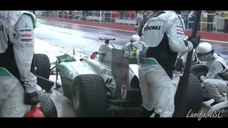 Michael Schumacher - Best of Canada 2011