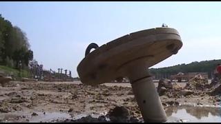 Скоро Комсомольское озеро закроет купальный сезон, но не все огрехи еще устранены