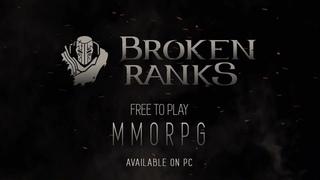 MMORPG BROKEN RANKS - Открытый Бета-Тест