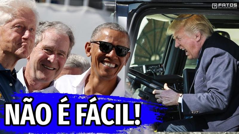 Regras que ex presidentes dos Estados Unidos devem seguir