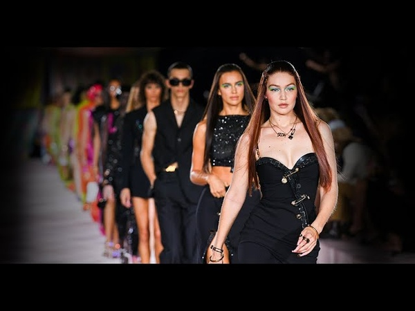Versace Spring Summer 2022 Fashion Show