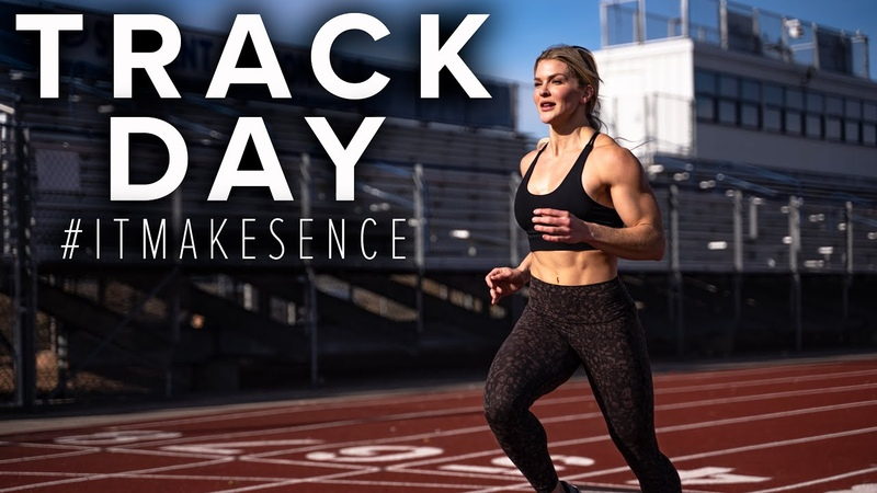 BROOKE ENCE VLOGS Speed legs Sled Pulls and Arms