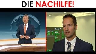 Brisante Lage! Euro, Inflation, Aktien, Gold & Silber: schaut euch an, was ARD & ZDF nicht zeigen!
