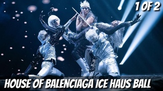 House of Balenciaga Ice Haus Ball w/ Demi Lovato 1 of 2   Legendary HBO Max Season 2