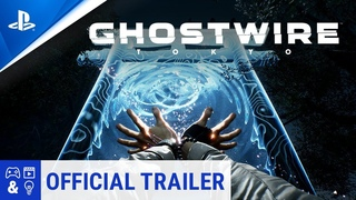 GhostWire Tokyo - PS5 Trailer