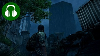 RAIN SOUNDS 🎧 For Studying   Relaxing   Sleeping   Meditation (LAST OF US Ambience   ASMR)