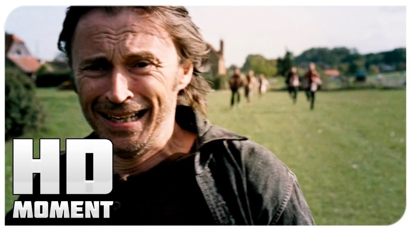 Побег из дома от зомби 28 недель спустя 2007 Момент из фильма