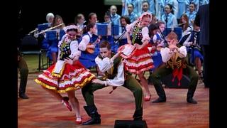 Венгерский танец. Ансамбль Локтева.