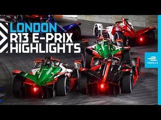 Race Highlights | 2021 Heineken® London E-Prix | Round 13