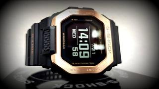 Casio G-Shock GBX-100NS-4 G-Lide Module 3482 Bluetooth smart watch 2021