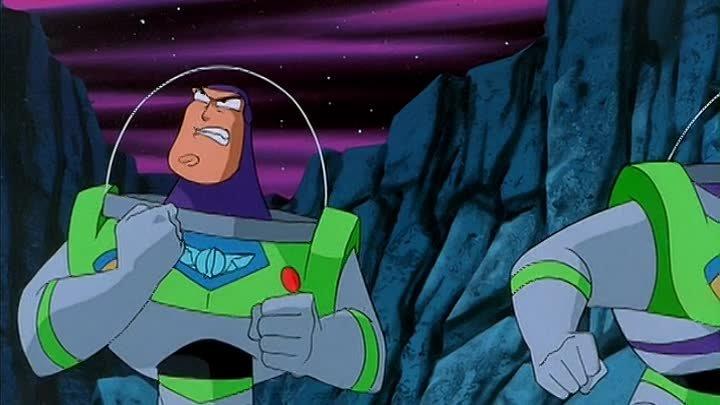 Базз Лайтер из звездной команды Приключения начинаются видео Buzz Lightyear of Star Command The Adventure Begins 2000