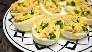 Самый простой рецепт приготовления быстрой и вкусной закуски на любой праздник