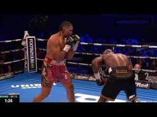 Joseph Joyce vs Carlos Takam Full Fight + Knockout