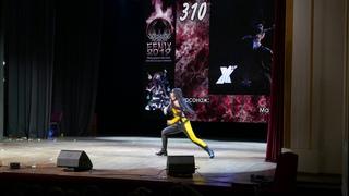 Fenix 2019. Казань. Дефиле одиночное. № 310. Персонаж: X-23. X-Men