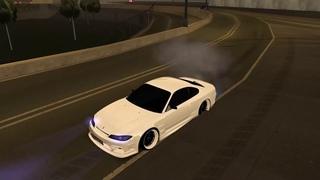 Авария Nissan Silvia S15 больше нету!!!!!