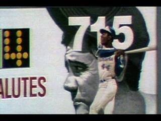 Milo Hamilton calls Hank Aaron's historic 715th homer