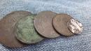 КОП 2021 на Майские праздники много монет Российская империя поиск монет с металлоискателем