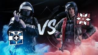 Who Is The BEST HEALING Defender In Rainbow Six Siege?