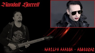 Marilyn Manson - mObscene (cover by Randall Harrell)