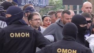 О протестах в Беларуси, неудавшейся революции, силовиках и радикалах. Противостояние. Фильм АТН