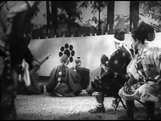 Наступающие на хвост тигра / Tora no o wo fumu otokotachi / The Men Who Tread On the Tiger's Tail (1945)