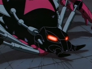 S01E03 Человек-паук (Spider-Man) - The Return of the Spider-Slayers