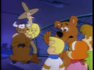 Щенок по кличке Скуби Ду 3 сезон 2 серия A Pup Named Scooby Doo JuiceTime Джокер