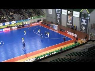 Inter Movistar 4-2 Palma Futsal (Jornada 18, Primera División)