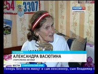 Бабушка-марафонец даст фору любому бегуну