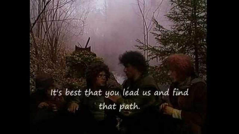 The Hobbits Hobitit 1993 Episode 3 part 1 ENG subs