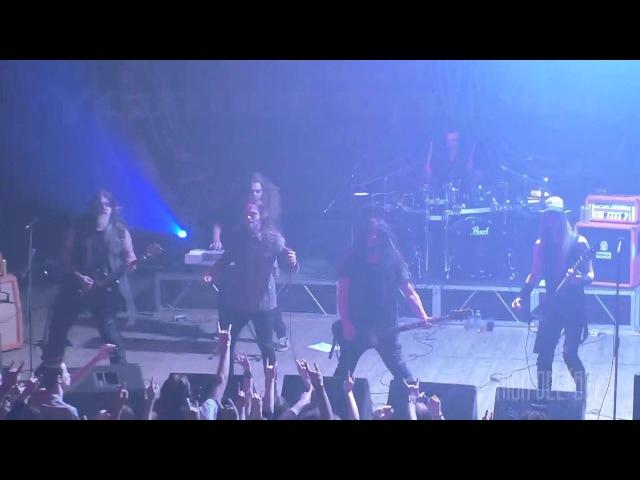 Finntroll Live in Saint Petersburg Russia 29 01 2016