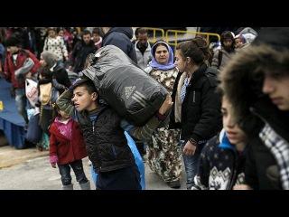 Кризис с беженцами: Скопье закрывает границы, соседи одобряют