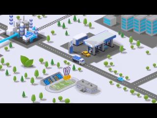 Газпром Нефть: История успеха