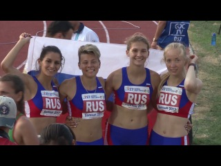 Легкая атлетика. Сурдлимпиада 2017. Самсун. С субтитрами