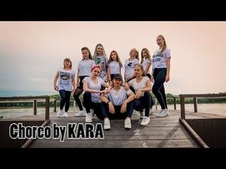 VYBZ KARTEL ft. DEMARCO - Miracle | DANCEHALL CHOREO | LENA KARA
