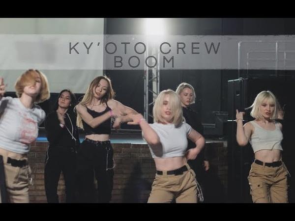 KY'OTO LIKE A BOOM cover JoJo Gomez Jane Kim Mina Myong х Gosh Royal Family DRAGONFLY 2019
